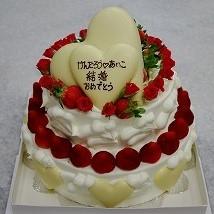 オーダーケーキ010