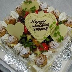 オーダーケーキ021